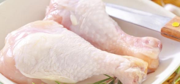 Alerta de infecciones en el pollo!