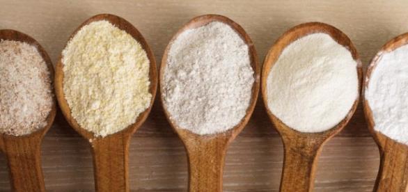 Alternativas a la harina blanca, libres de gluten