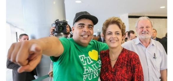 Dilam Rousseff (Reprodução Facebook)