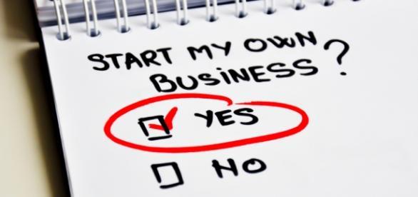 Zacząć własny biznes? Tak! (scrn)