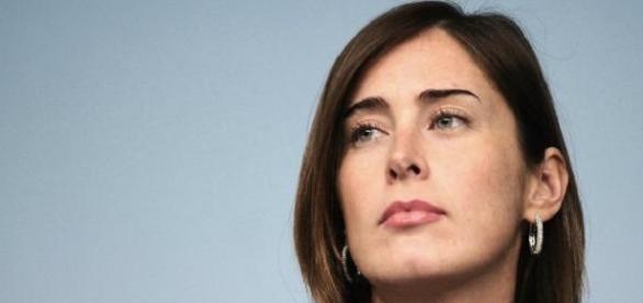 Ministro per le riforme Maria Elena Boschi