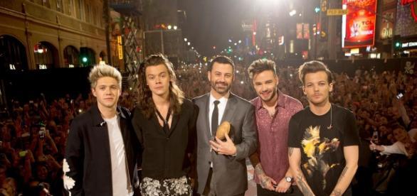 One Direction legt eine Pause ein