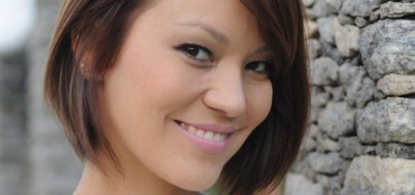 Geovanna Tominaga viveu Olívia em 'Malhação'
