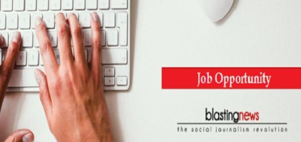 Blasting News está contratando profissionais