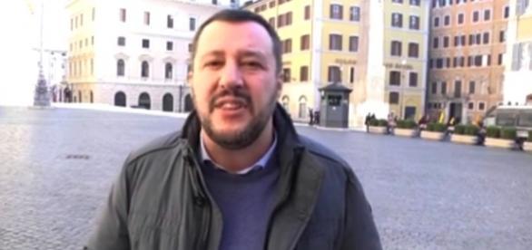 Carceri, amnistia, indulto: video di Salvini su Fb