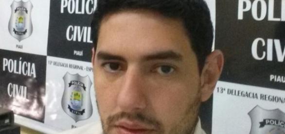 Delegado Luis Craveiro que foi morto em Fortaleza