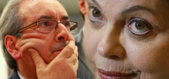 Dilma Rousseff ataca Cunha ao falar de impeachment