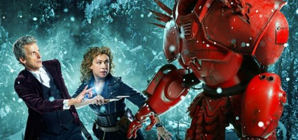 Doctor Who Christmas Special will air on the 25th.