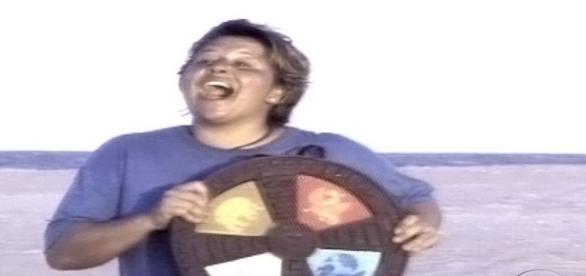 Elaine, a vencedora do primeiro 'No Limite'