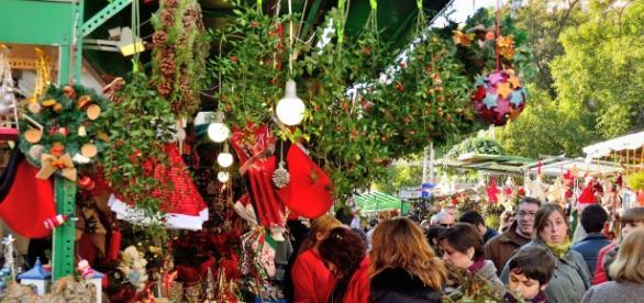 Feria de Santa Lucía. @Flickr Creative Common