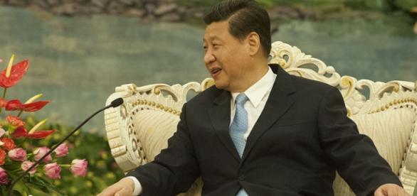 Il primo ministro cinese Xi jinping