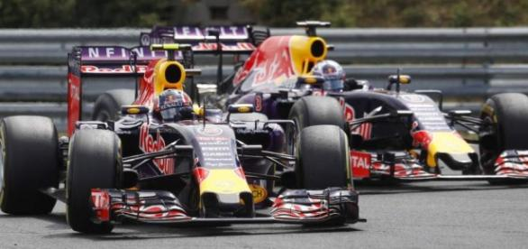 Los monoplazas de Red Bull Racing