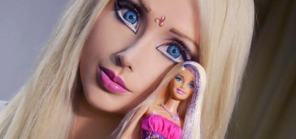 Valeria Lukyanova recusa ser chamada de boneca