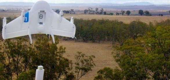 Máquinas voadoras que salvam vidas