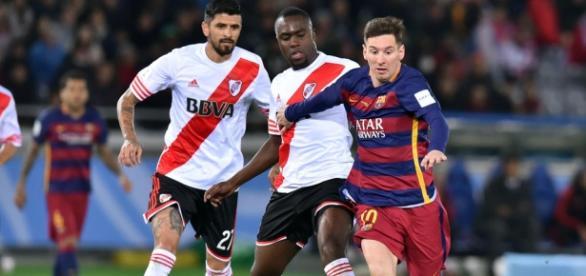 Un Messi magistral lideró la victoria del Barça.