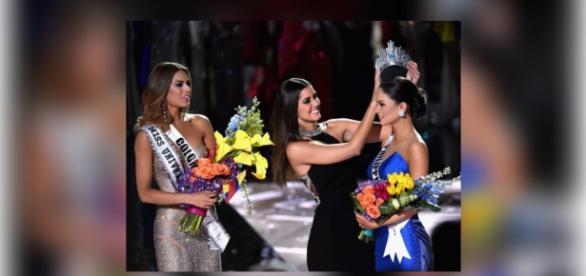 Coroa é repassada para a filipina