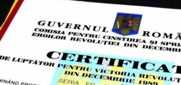 Impostorii vor primi indemnizații pentru Revolutie