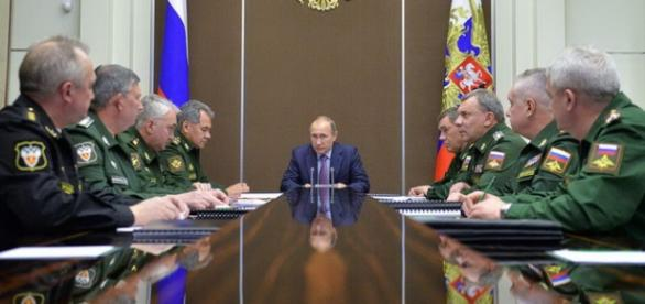 Liderul de la Kremlin Vladimir Putin