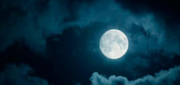 Luna llena se presentara en navidad