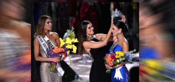 Miss Colômbia não se conforma com derrota