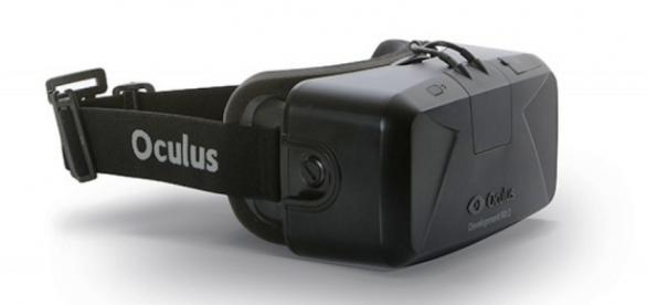 Oculus Rift (gafas de realidad virtual)