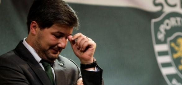 Presidente do Sporting envolvido em polêmica
