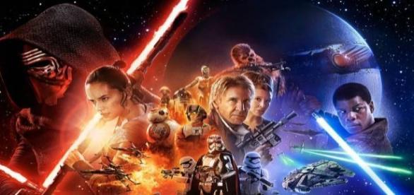 Star War's assunto do mês(Foto:Reprodução)