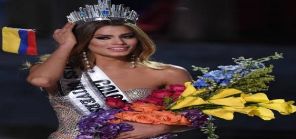 Gafe no Miss Universo 2015(Foto:Reprodução)