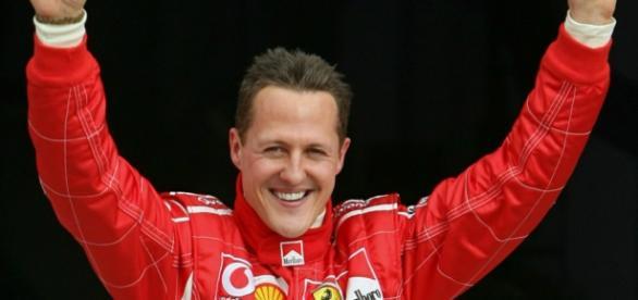 Michael Schumacher apresenta melhorias