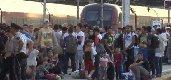 Refugiados exigem certas condições para viver