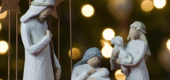 Representação do Nascimento de Jesus