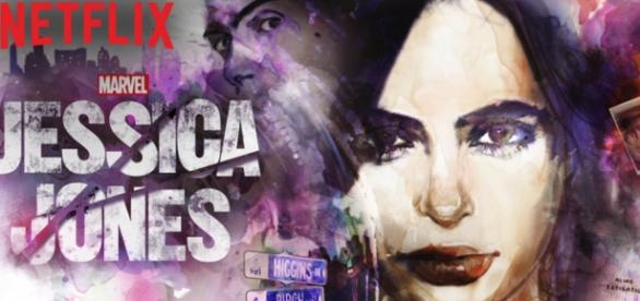 Série da Netflix/Marvel Jessica Jones