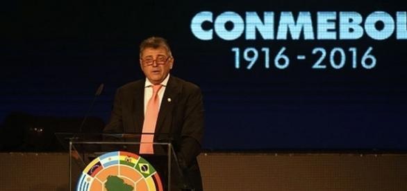 Sorteio dos grupos Libertadores 2016