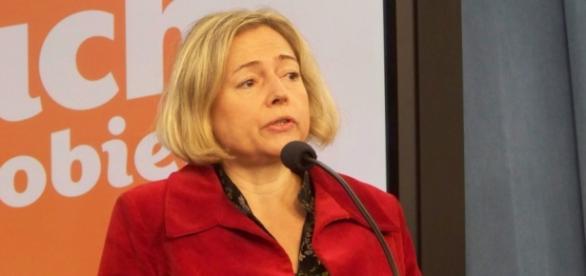 Wanda Nowicka, wicemarszałek Sejmu VII kadencji