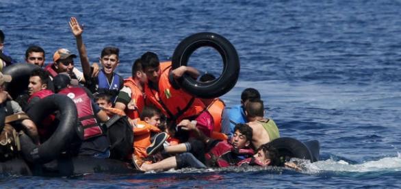 11 refugiados acabaram por morrer
