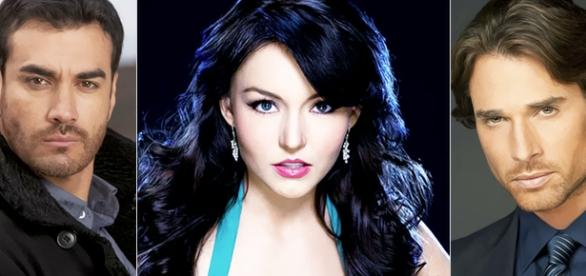Angelique Boyer interpretará trigêmeas.
