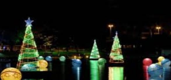 Capital baiana já está em clima de Natal