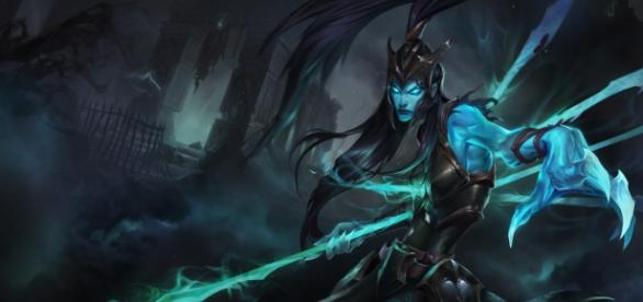 Kalista, campeón de League of Legends