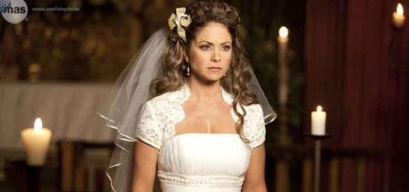 Lucero interpretou 'Valentina' em 'A Dona'