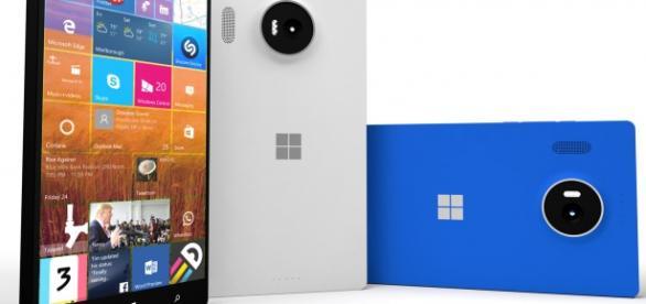 Microsoft Lumia 950 prueba Insiders de Windows