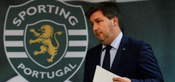 Bruno de Carvalho é alvo de críticas