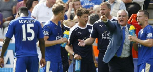 Leicester City é o atual líder da Premier League.