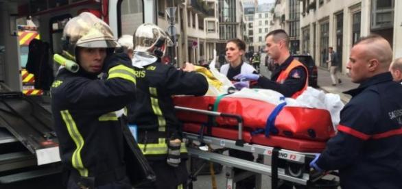Os riscos de ataques terroristas são elevados