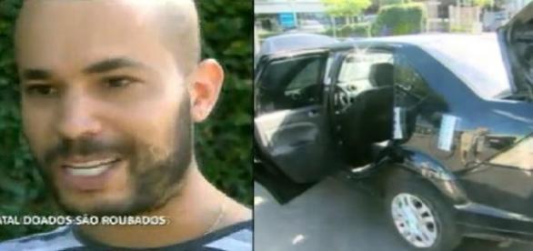 Imagens: TV Record Minas Gerais