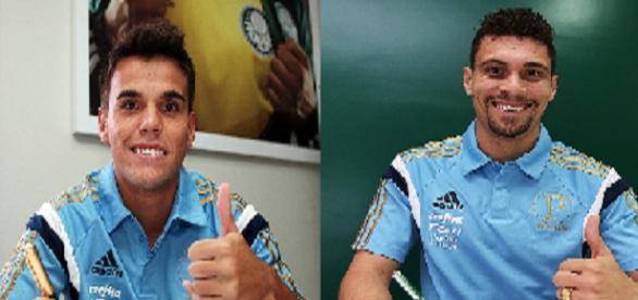 Reforços chegam visando a Libertadores