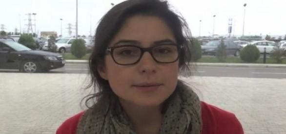Arzú Geybulla, periodista en riesgo.