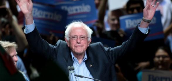 Bernie Sanders [Image via flickr.com/gageskidmore]