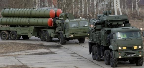 Sistema de defesa anti-aéreo russo-armênio