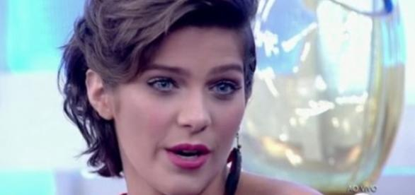 Isabella Santoni é a chata da Globo