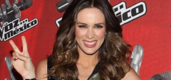 Jacqueline Bracamontes no ''La Voz Mexico''